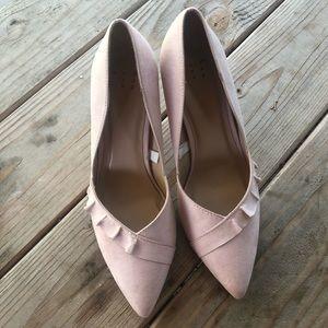 A New Day Blush High Heels